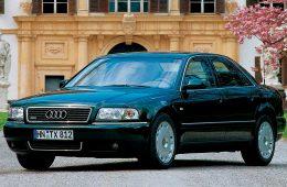 В России Audi отправит в ремонт 500 автомобилей 20-летней давности