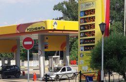 В Смоленской области вновь подорожал бензин