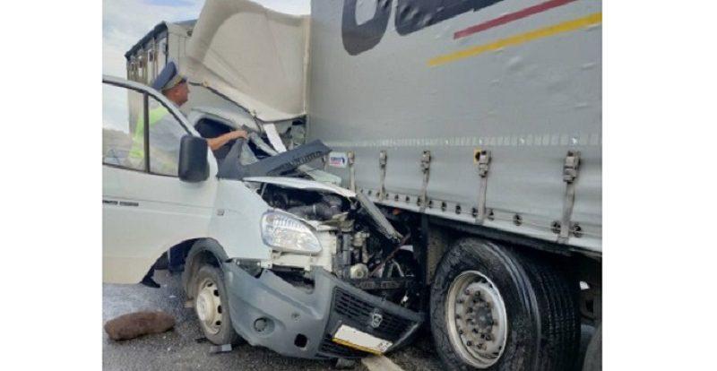 В полиции рассказали подробности трагического ДТП в Смоленской области