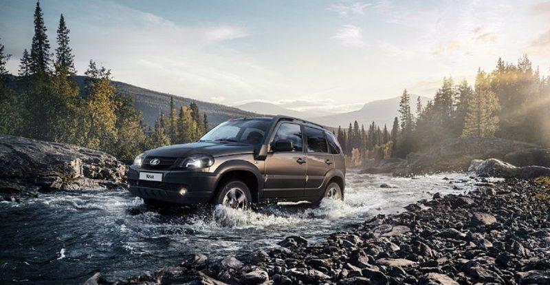 АВТОВАЗ опубликовал цены на техобслуживание Lada Niva