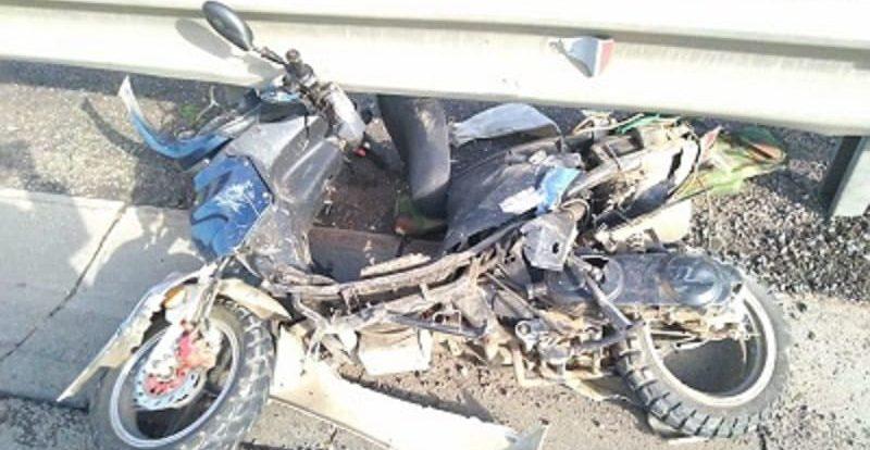 Полиция установила личность скутериста, погибшего в Смоленской области