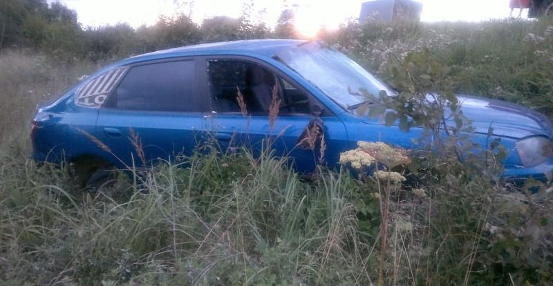 В Смоленской области столкнулись «ГАЗ» и «Приора». Есть пострадавшие