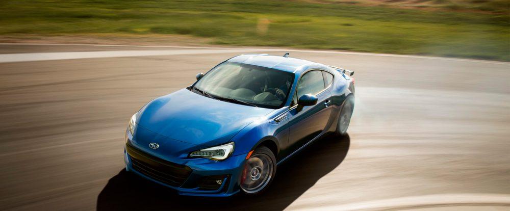Subaru прекратит выпуск BRZ