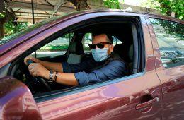 Российских водителей заставят возить медицинские маски в аптечке