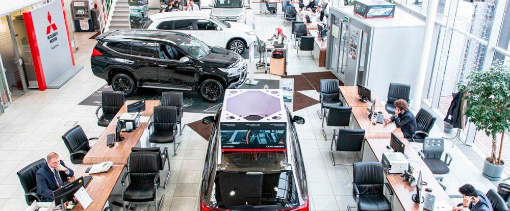 Российские дилеры столкнулись с дефицитом автомобилей