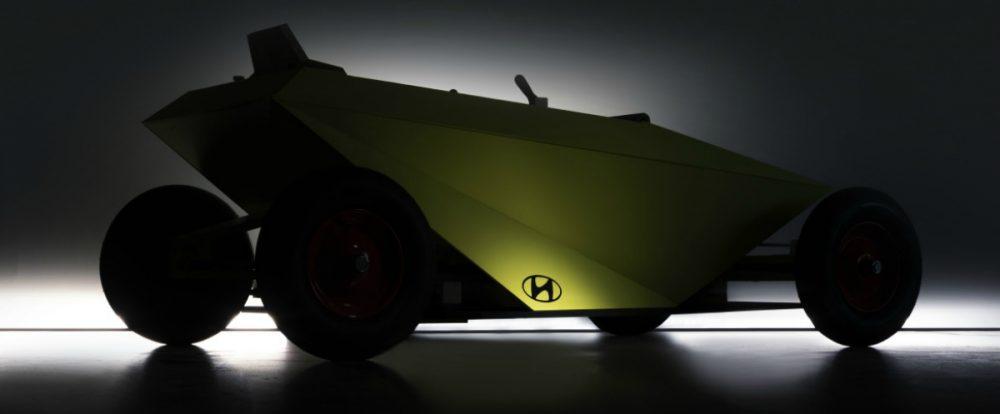 Hyundai выпустит автомобиль без двигателя