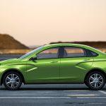 Автомобили Lada подорожают пятый раз за год