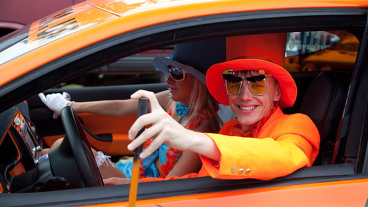 Минтранс предложил повысить максимальную скорость на дорогах