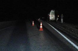 Под Смоленском пешеход попал под колеса иномарки