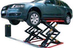 Автомобильные гидравлические подъемники: виды и особенности