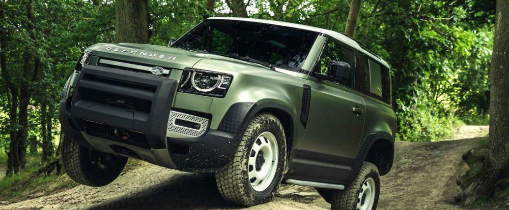 Land Rover Defender получил шестицилиндровый дизель и новую версию