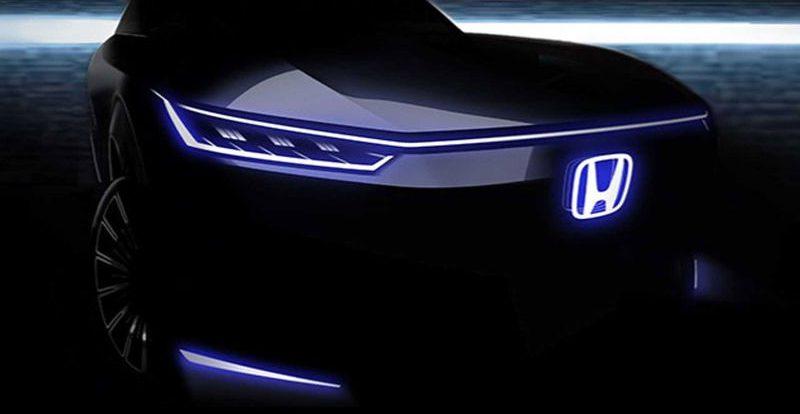 Новая массовая модель от Хонды и GM
