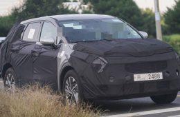 Новый Kia Sportage появится в апреле