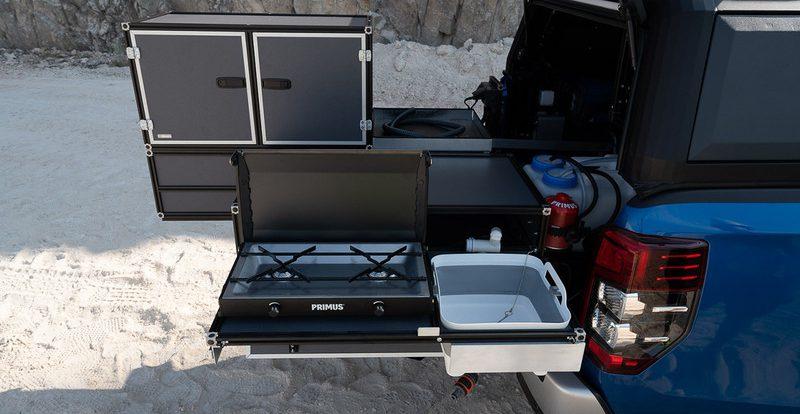 Пикап GMC Hummer EV: три мотора, 18 камер и функция CrabWalk