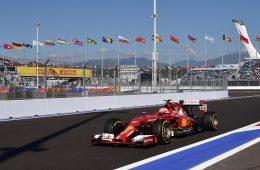 Прошедшие на территории Сочи Гран-При «Формулы-1»