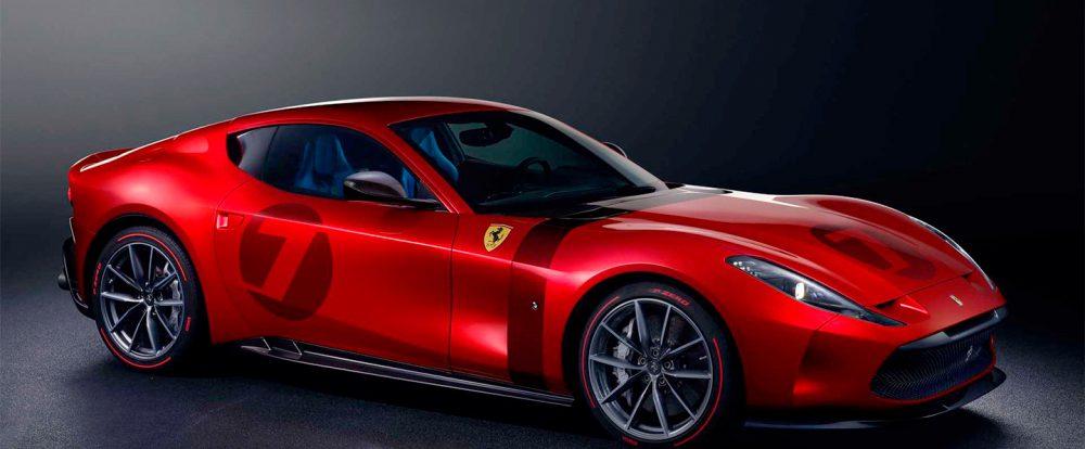 Ferrari представила уникальный суперкар Omologata