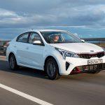 Kia начала российские продажи обновленного Rio