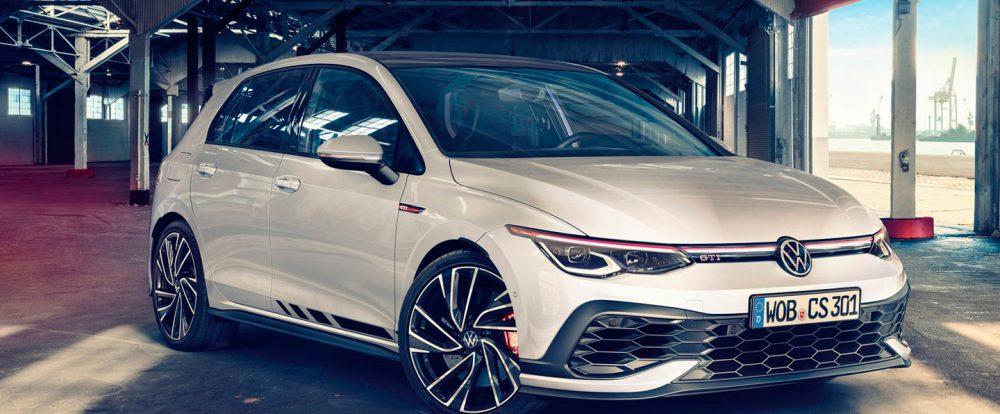 Новый Volkswagen Golf GTI получил 300-сильную версию Clubsport
