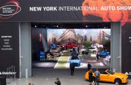 Нью-Йоркский автосалон в третий раз перенесли из-за коронавируса