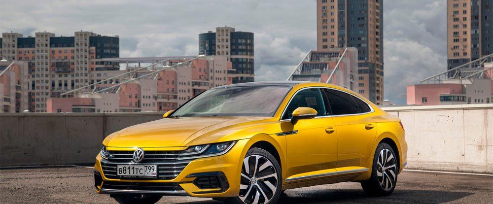 Volkswagen объяснил исчезновение Arteon в России
