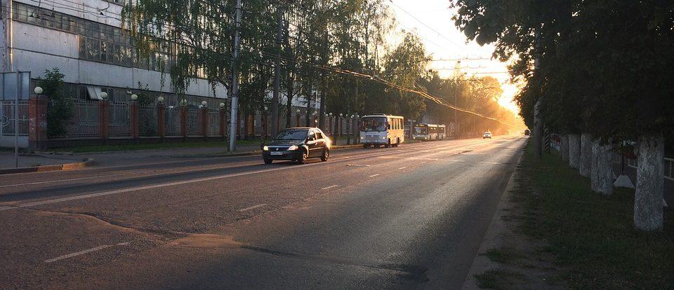 Смолянам рассказали об изменении дорожно-транспортной сферы в России