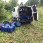 Четверо граждан задержаны смоленской транспортной полицией за кражу солярки