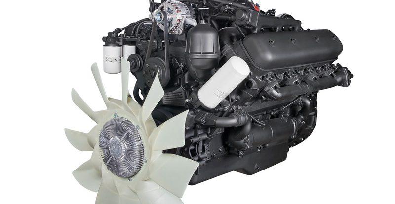 Начался выпуск российского 530-сильного мотора