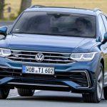 VW озвучил цены на обновленный Tiguan