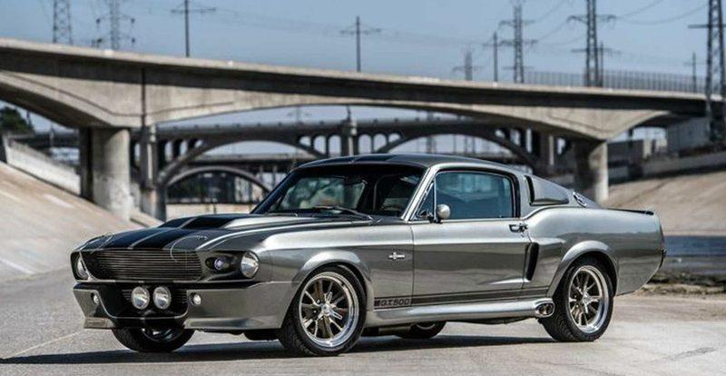 Продается Shelby GT500 из «Угнать за 60 секунд»