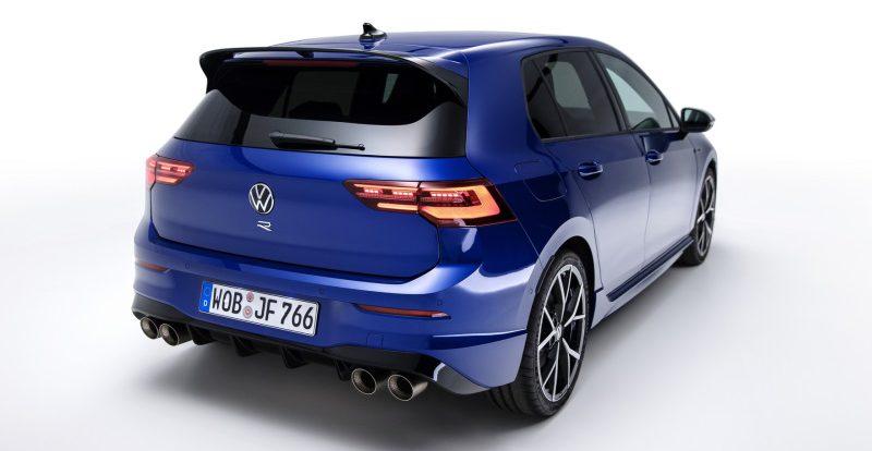 Представлен новый Volkswagen Golf R: самая мощная серийная версия в истории модели