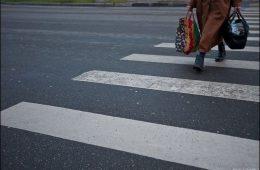 В Смоленске легковушка влетела в автобус