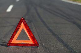 В Смоленской области мотоциклист столкнулся с иномаркой на встречке