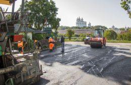 Межквартальные проезды планируют ремонтировать в Смоленске в 2021 году