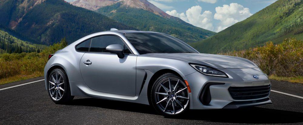 Спорткар Subaru BRZ стал мощнее после смены поколения