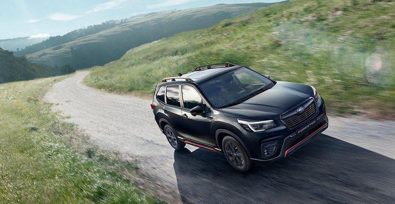 Subaru Forester — появилась новая версия