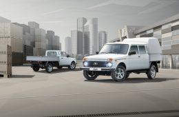 Lada 4×4: старт продаж коммерческих версий