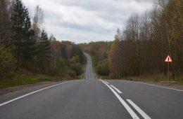 В Смоленской области завершается ремонт дорог в рамках нацпроекта
