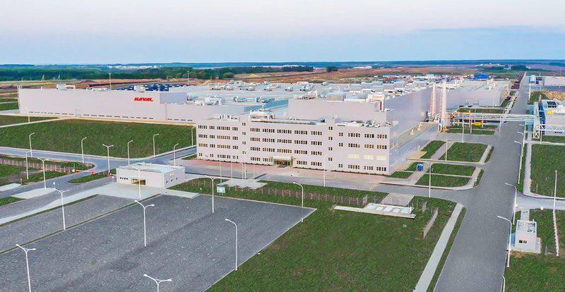 Haval строит в России завод двигателей