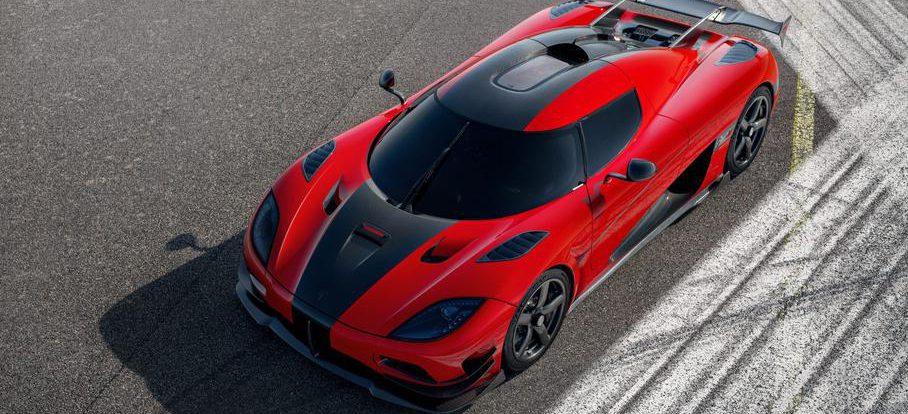 Koenigsegg улучшил гиперкар Agera RS