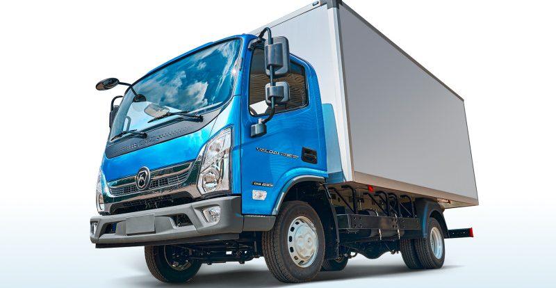 Стало известно, сколько будет стоить новый грузовик ГАЗ