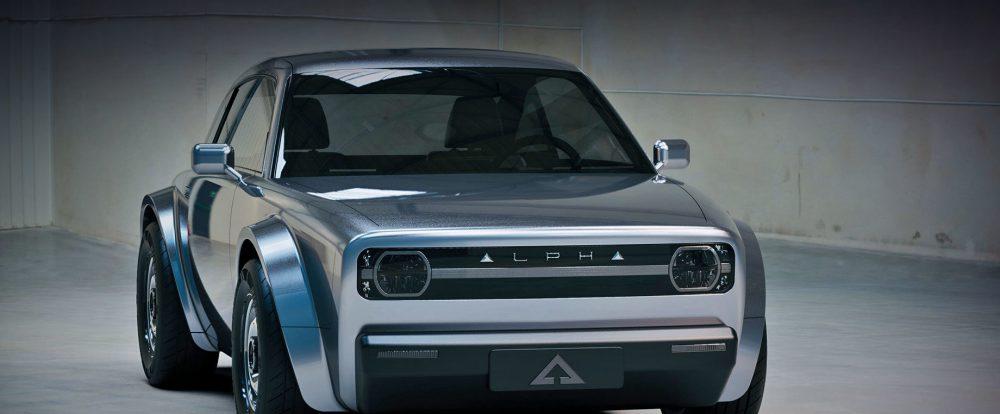 Неизвестная фирма заявила о себе двухдверкой Alpha Ace