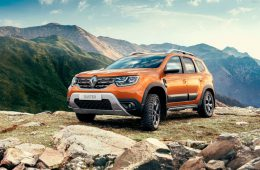 Renault представила новый Duster для России