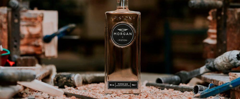 Morgan выпустил собственный джин с ясеневой стружкой