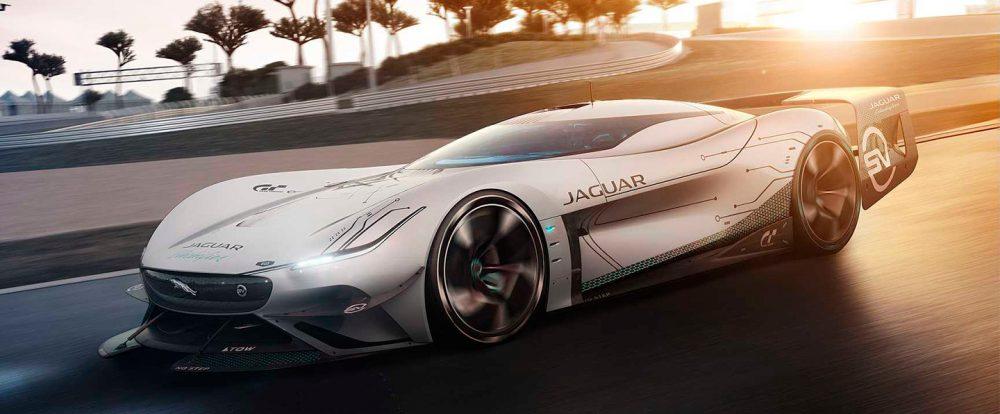 Jaguar показал 1900-сильный гиперкар для видеоигры