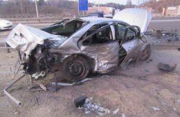 «Вылетел на встречку». В ГИБДД рассказали подробности трагедии на дороге в Смоленске