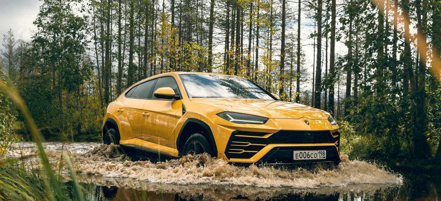 В России отозвали сотни Lamborghini. Они могут загореться
