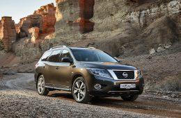 Nissan засветил Pathfinder нового поколения на видео. Ждём в России?