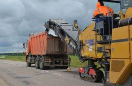 В Смоленской области продолжится ремонт дороги, соединяющей четыре района
