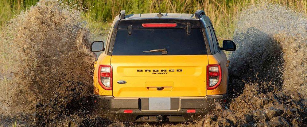 Новенькие Ford Bronco Sport отзывают из-за плохой мексиканской сборки
