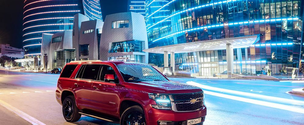 Новый трёхдверный Chevrolet Tahoe: каким он может быть